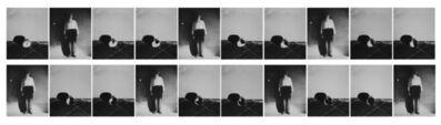 Michele Zaza, 'Dissoluzione e mimesi', 1975