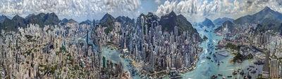 Murat Germen, 'Muta-morphosis Hong Kong #5', 2014