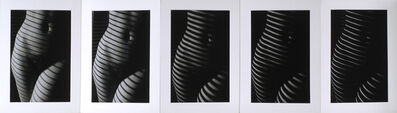 Lucien Clergue, 'Chicago Suite (Ensemble of 5 Photographs)', 1981