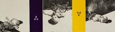 Michael Kvium, 'Sleepwalking Eyes'