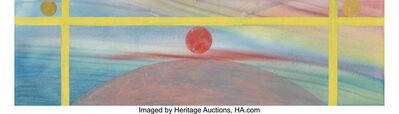 Billy Al Bengston, 'November Watercolor', 1987