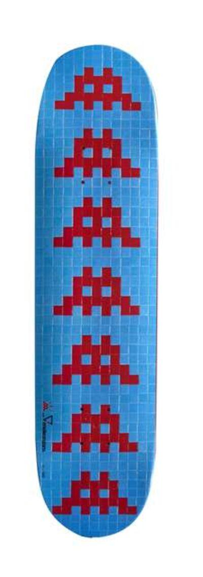 Invader, 'MEKANISM INVADER BOARD', 2005