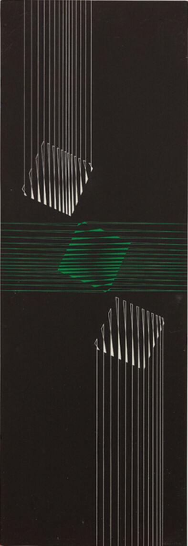 Lothar Charoux, 'Tres Quadrados'