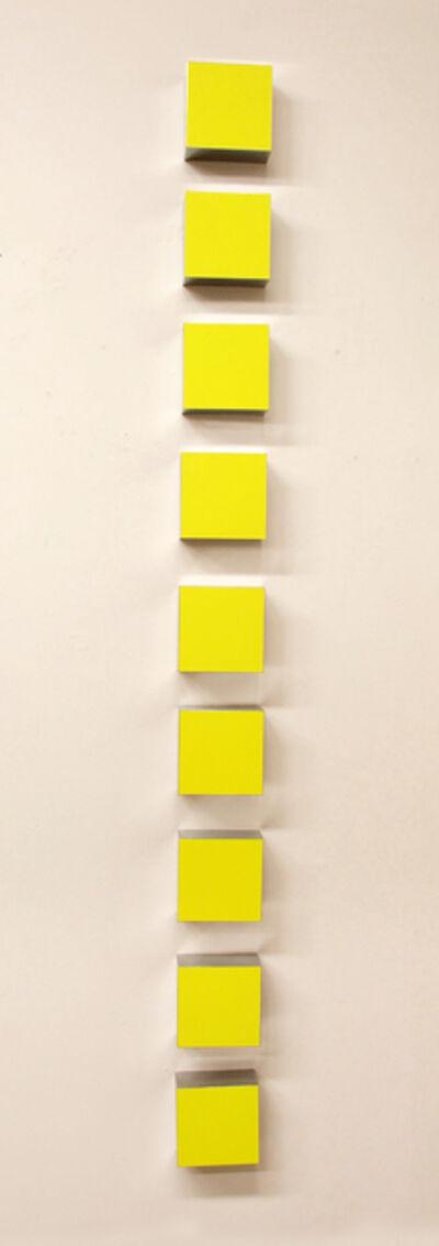 Arno Kortschot, 'Yellow Row', 2020