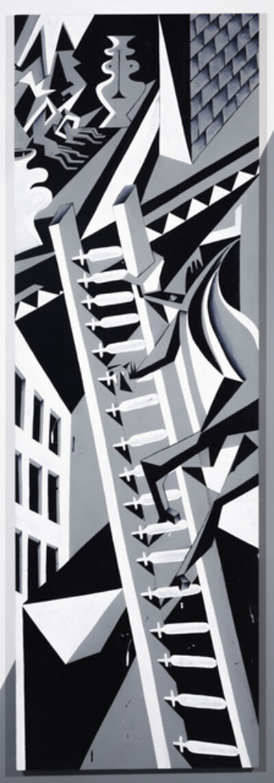 Ryan Bock, 'Ascension Ladder ', 2016