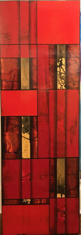 Michael Kessler, 'REDSIDER (20)', ca. 2015