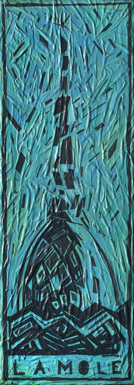 Aldo Mondino, 'La Mole'