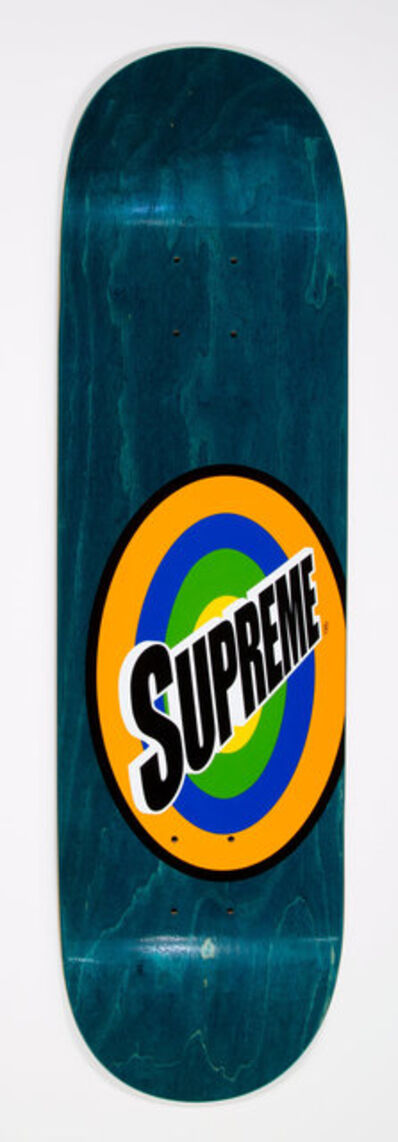Supreme, 'Spin (Green)', 2016