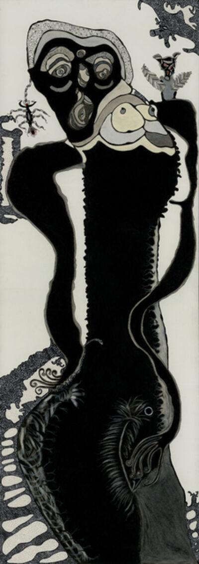 Alfred Neumayr, 'Kitten and Scorpion', 2018
