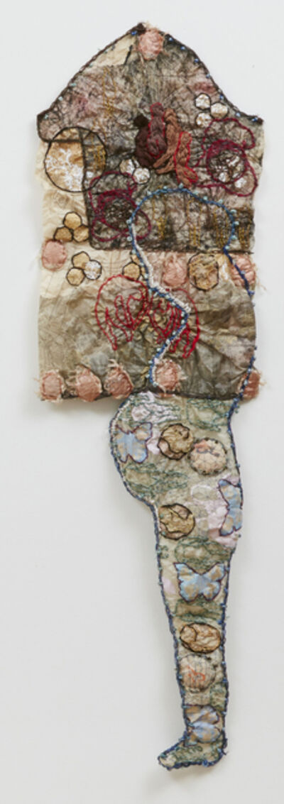 Mehwish Iqbal, 'Tombstones IV', 2018