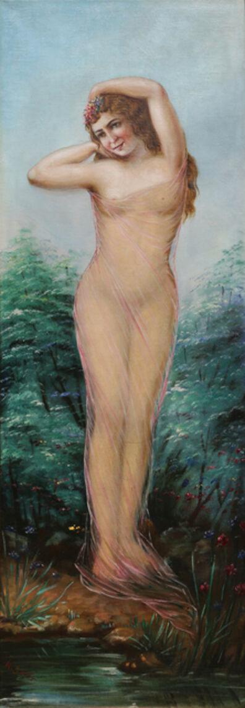 Nicola Saig, 'Untitled, (Flora)', ca. 1920