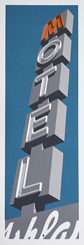 Dave Lefner, 'The Ashland Motel', 2020
