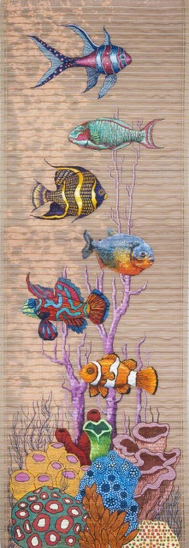 Gabriel Ortega, 'Tapestry 1 nature', 2020