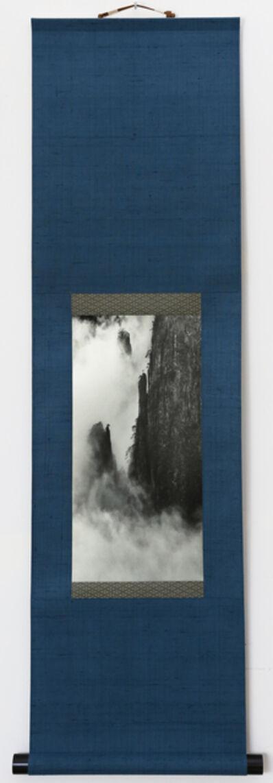 Kenji Wakasugi, 'Enchanted Land (Printed on Japanese washi paper and mounted on a scroll)', 2017