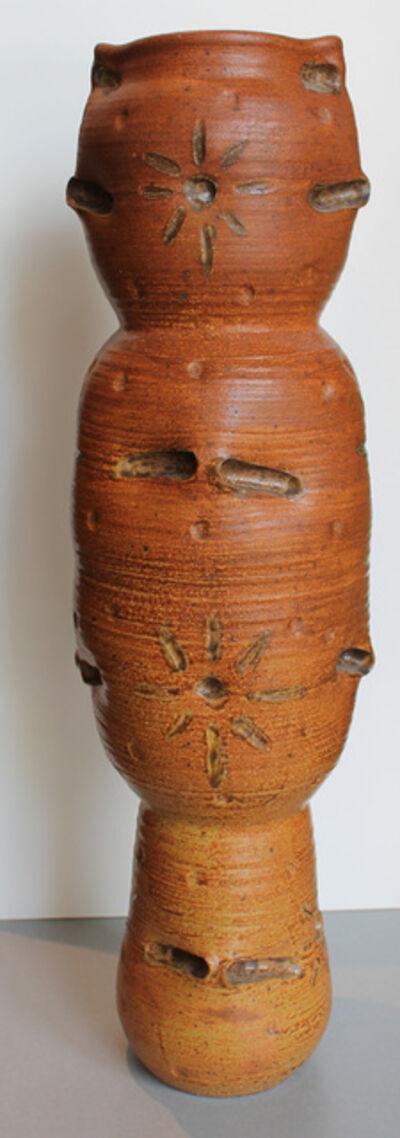 Hadrian Mendoza, 'Rising Sun (Vase)'