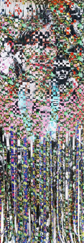 Dinh Q. Lê, 'Tropicana Fantasy 4', 2015