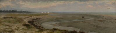 Alexander Harrison, 'Low Tide, Brittany', ca. 1885