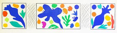 Henri Matisse, 'Coquelicots', 1953