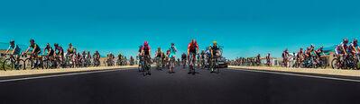 Mario Arroyave, 'Timeline-Tour de France Est.16', 2015