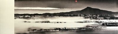 David Middlebrook, 'Salt Lake, China and I', 2019