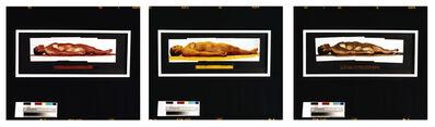 Berni Searle, 'Red, Yellow, Brown', 1998