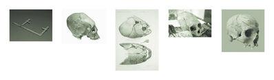 Marco Poloni, 'The Pistol of Monika Ertl #15-#19', 2013