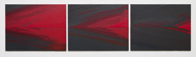Barnaby Furnas, 'Last Day (Red to Black in 3 Parts)', 2013