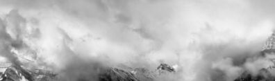 David H. Gibson, 'Mountain Moment II, Canadian Rocky Mountains (12 0551-0553)'