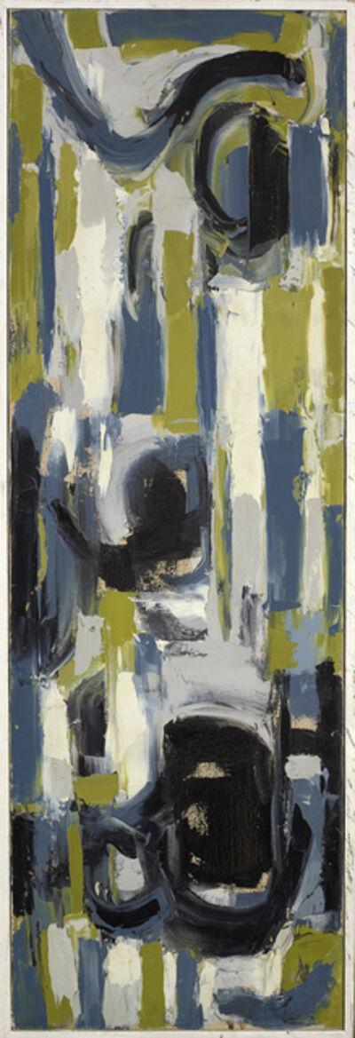 Raymond Hendler, 'No. 7', 1957
