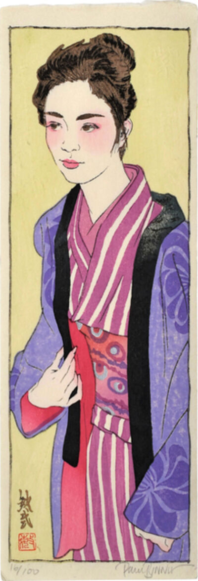 Paul Binnie, 'Purple (Murasaki)', ca. June 2006