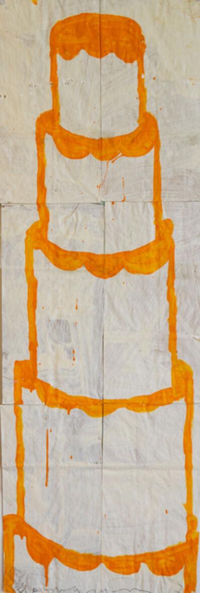 Gary Komarin, 'Cake 1', 2012