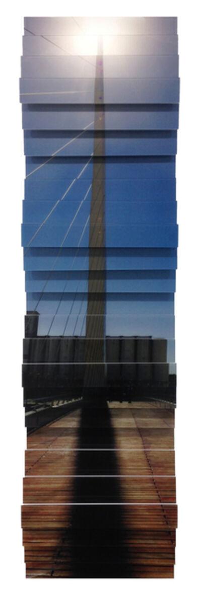 Daniel Adrián, 'Puente de la Mujer - Buenos Aires, Argentina', 2007