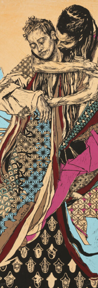 Swoon, 'Switchback Sisters', 2008