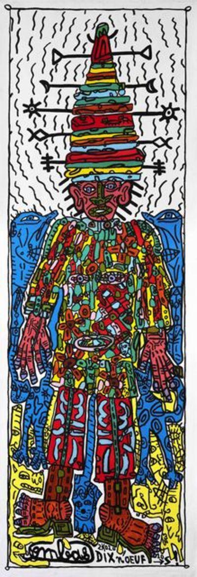 Robert Combas, 'sans titre', 2020
