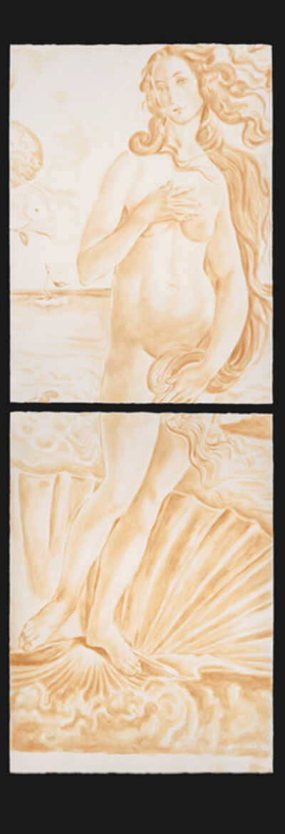 RASSIM®, 'Botticelli. The Birth of Venus'