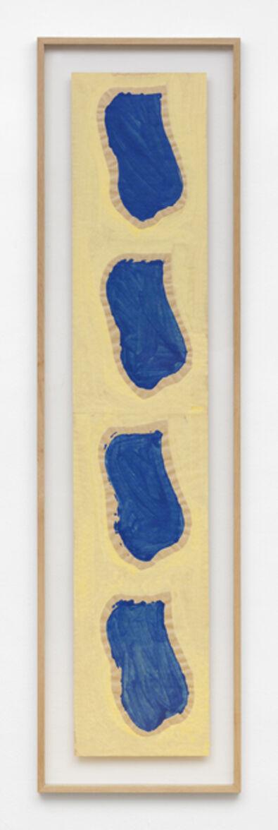 Claude Viallat, '1992/PP023', 1992