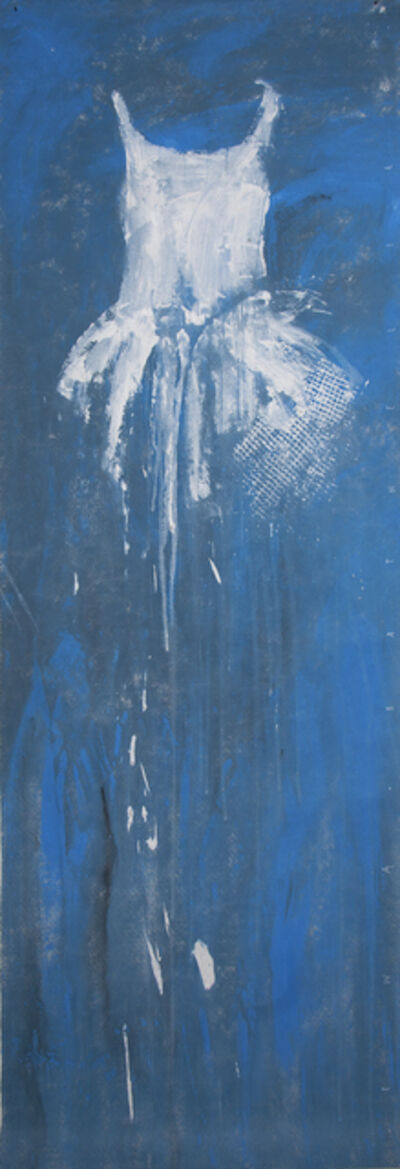 Ewa Bathelier, 'Blue Tutu', 2014