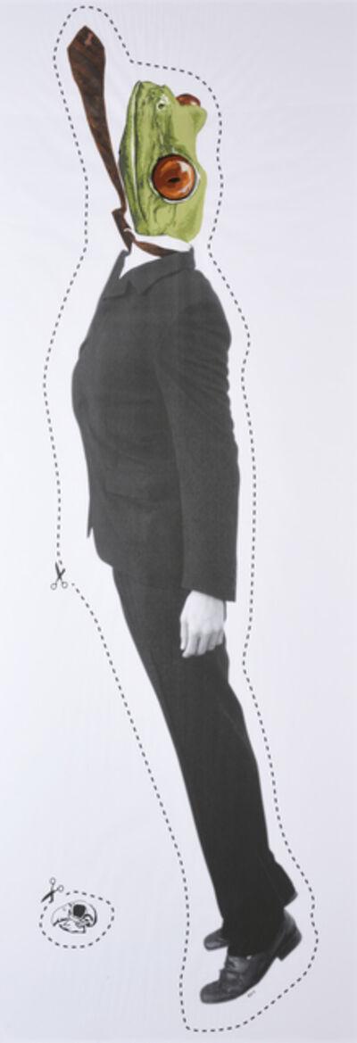 Vinz Feel Free, 'Frogbroker, HPM', 2012