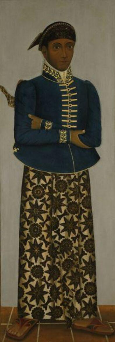 'Five Javanese court officials', ca. 1820 -c. 1870