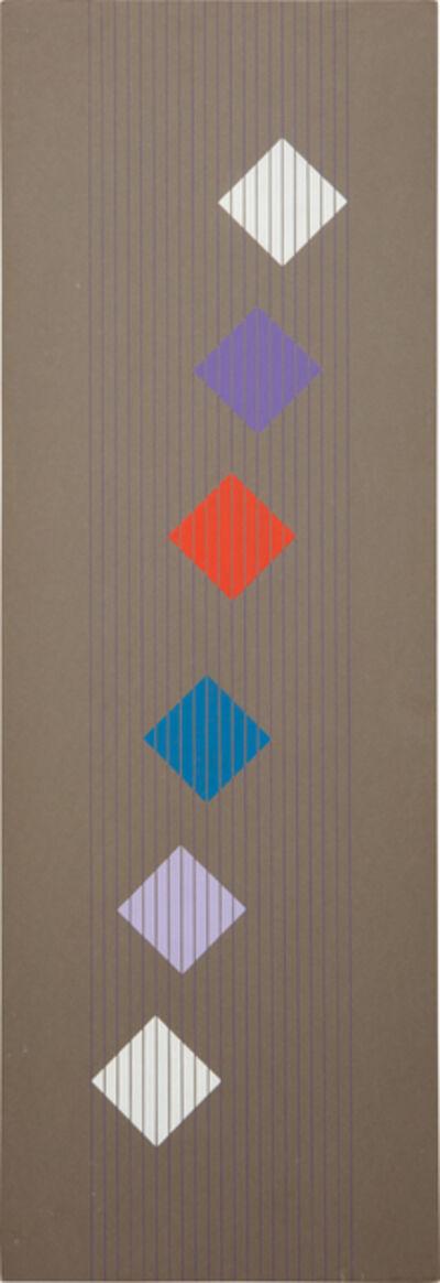 Lothar Charoux, 'Quadrados', 1973
