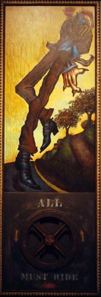 Markus Pierson, 'Autumn and I', 2008