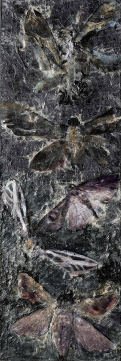 Rosemary Feit Covey, 'Moths - Broken Flight', 2020