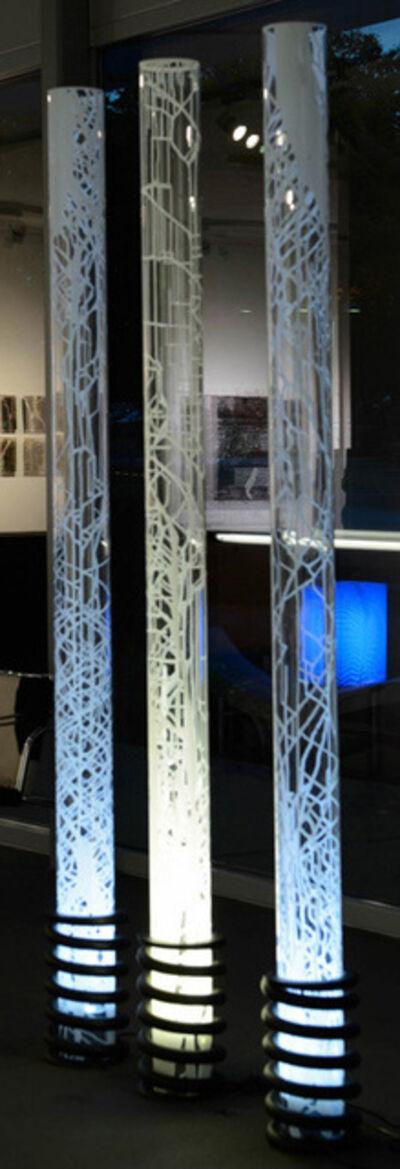 Claudia Meyer, 'Floor Lamp Meridial II', 2013