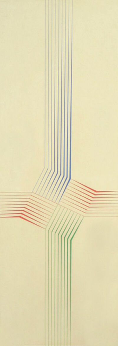 Lothar Charoux, 'Quatro Quadrados', 1974