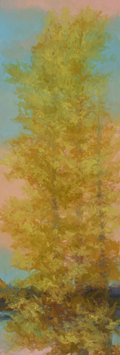 Kirby Fredendall, 'Cathedral Series: Golden Fall Light', 2019