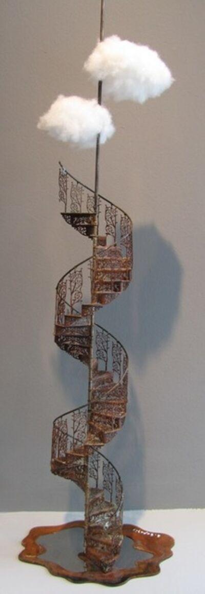Stelios Gavalas, '(GVA) Staircase Utopia'