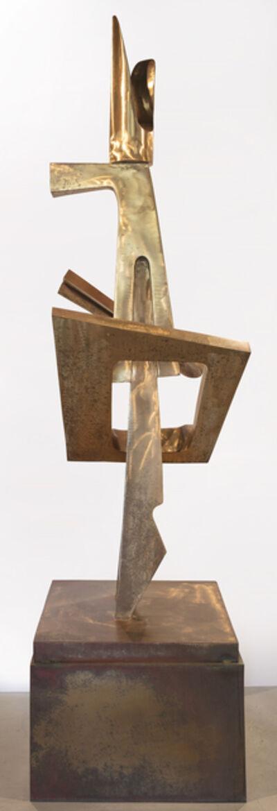 Aristides Demetrios, 'Dog God', 1991