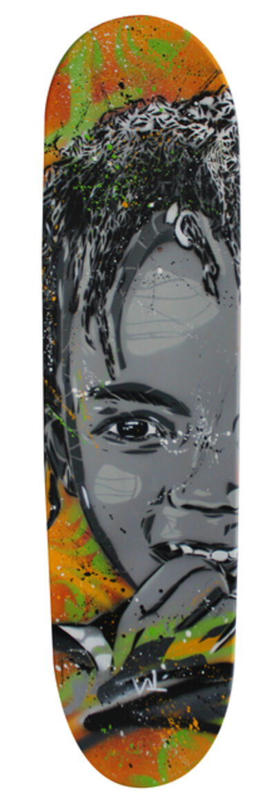 Valérian Lenud, 'Lil Samburu Skateboard', 2020