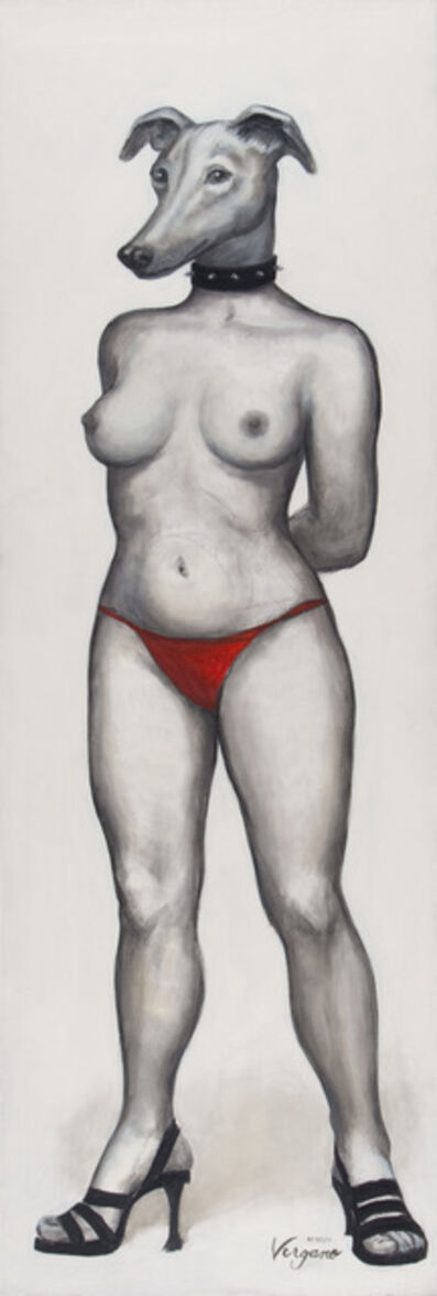 Cristina Vergano, 'Bitch', 2007