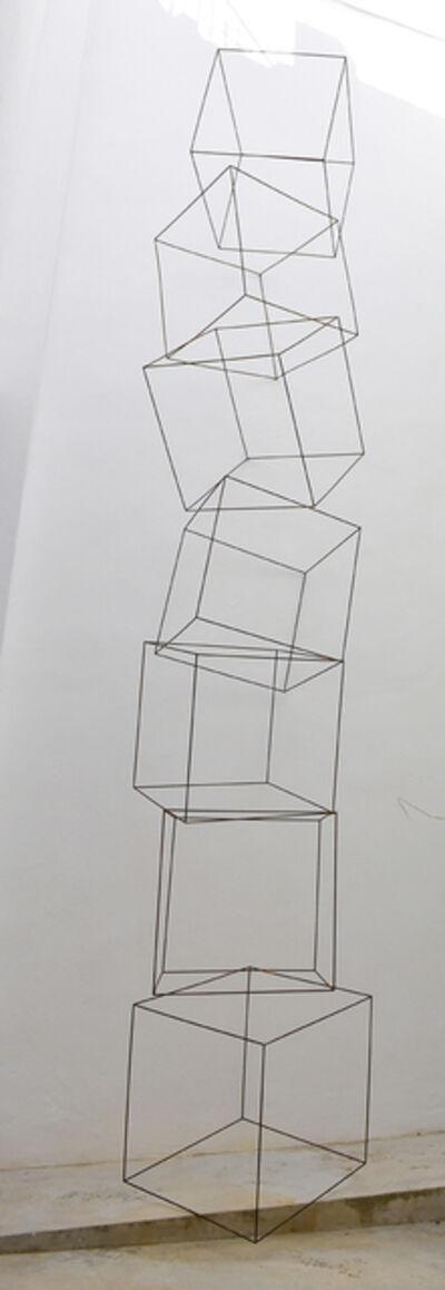 Lukas Ulmi, 'Column', 2017